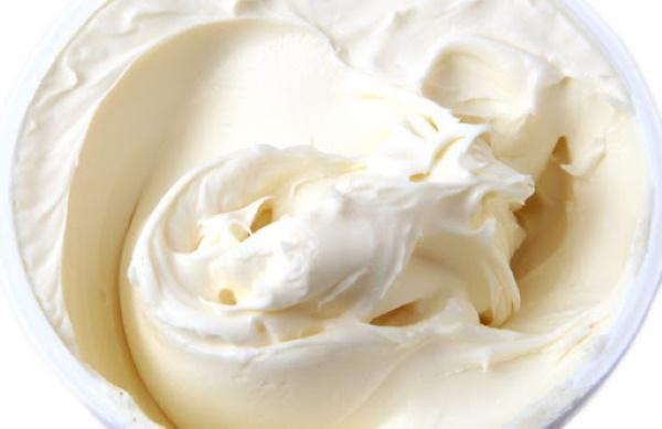 Крем для Красного бархата без сливочного сыра с маскарпоне, сливками, маслом. Рецепт с фото
