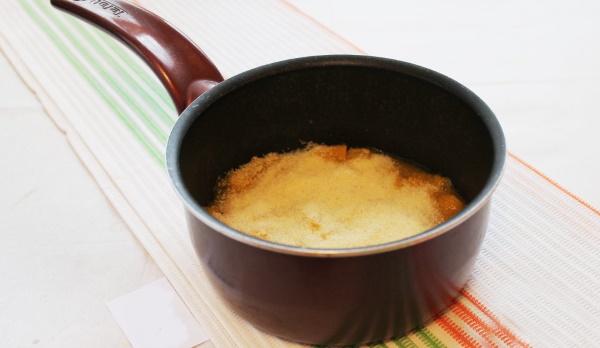 Манная каша на молоке. Рецепт классический, пропорции на 1-2 порции как в детском саду