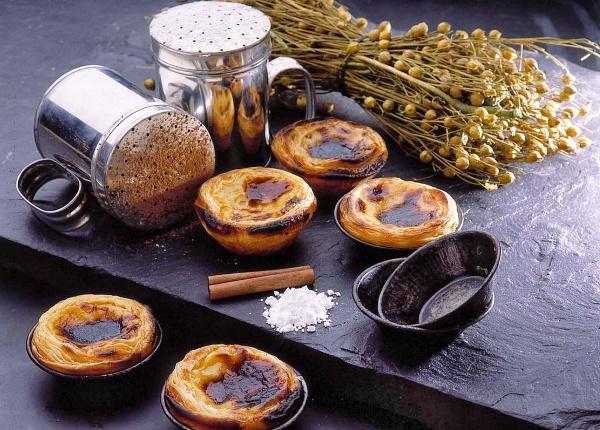 Паштель (паштел) де ната. Что это такое, рецепт с яблоком, вишней, сливками, фото
