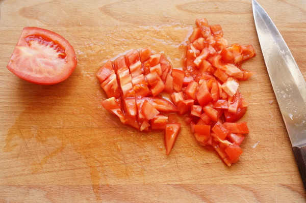 Салат с лангустинами. Рецепт с фото самый вкусный