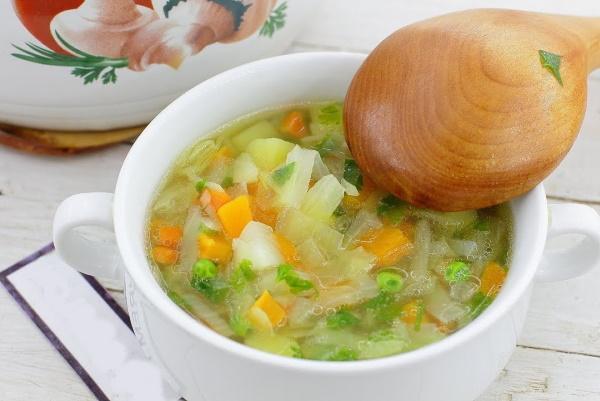 Супы для детей от 3-х лет. Рецепты с фото