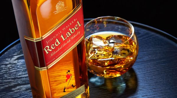 Виски Johnnie Walker Blue, Red, Black Label (Блю, Рэд, Блэк Лейбл). Цена, отзывы
