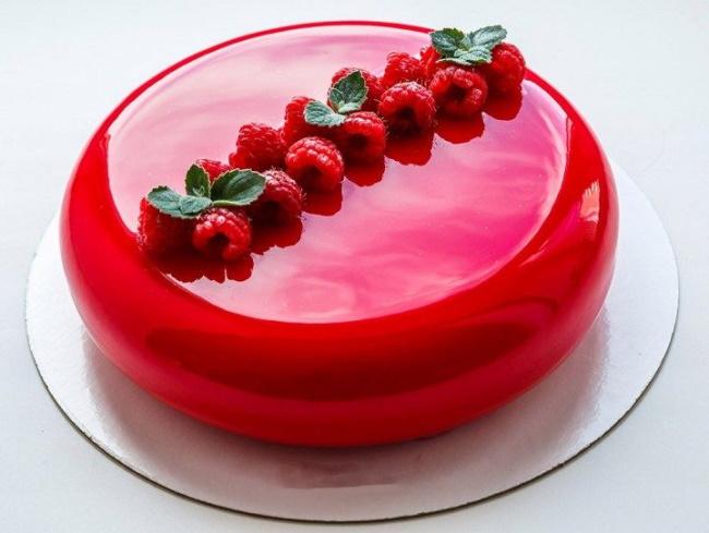 Зеркальная глазурь Энди Шеф для торта, эклеров. Рецепт со сгущенкой и без