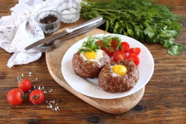 Блюда из фарша свинины. Рецепты с фото простые и вкусные