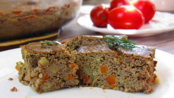 Блюда из говяжьей печени. Рецепты с фото в духовке простые и вкусные