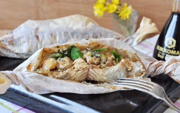 Блюда из палтуса. Рецепты просты и вкусные в духовке от шеф-поваров. Фото