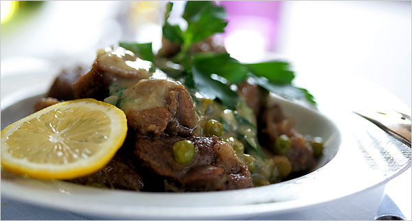 Фрикасе. Что это такое, из курицы с шампиньонами, грибами, рисом, овощами
