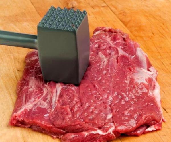 Мясо в кляре на сковороде. Рецепт с фото из свинины, курицы, говядины