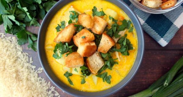 Необычные супы из обычных продуктов. Рецепты с фото простые и вкусные