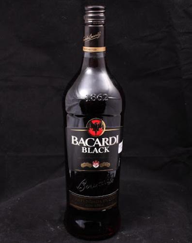 Ром Bacardi Black (Бакарди Блэк). Цена, где купить, с чем пить