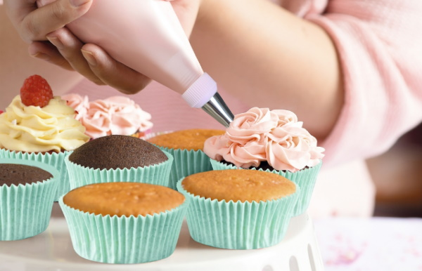Кондитерские насадки и их рисунок для украшения тортов, зефира. Как пользоваться