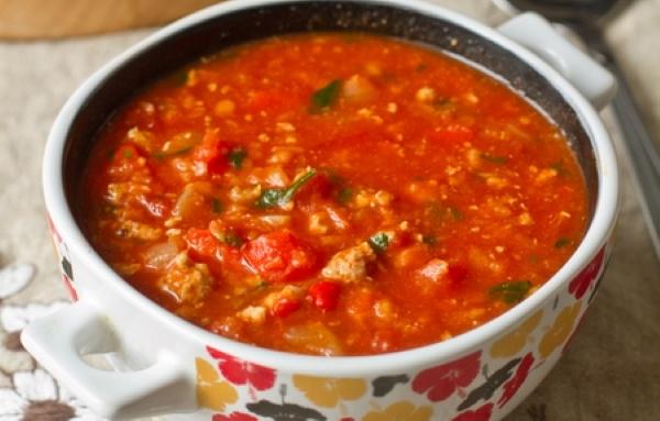 Суп из индейки. Рецепт с вермишелью, овощами, чечевицей