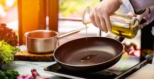Температура кипения масла: подсолнечного, растительного, сливочного в градусах