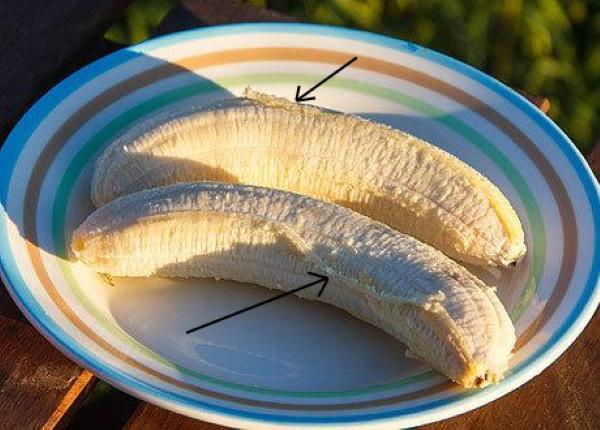 Блюда из переспелых бананов. Рецепт с фото