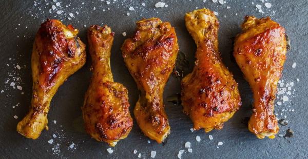 Блюда из куриных ножек, голеней. Рецепты с фото