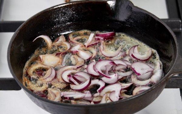 Блюда из свежей селедки. Рецепты с фото
