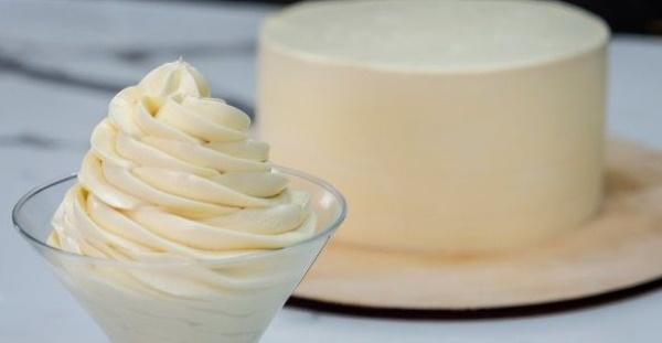 Ганаш на белом шоколаде для выравнивания торта, покрытия. Рецепт
