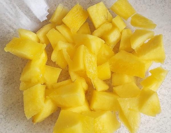 Как кушать манго, приготовить фрукт, с кожурой или без