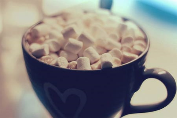 Кофе с Маршмеллоу. Рецепт с фото