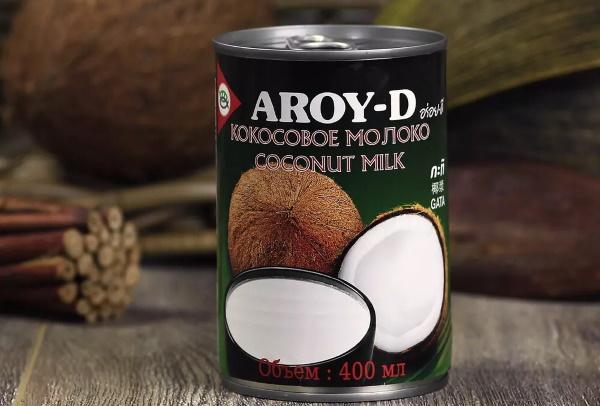 Как использовать кокосовое молоко в пищу. Рецепты