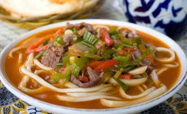 Лагман суп. Чьё национальное блюдо, рецепт по-домашнему