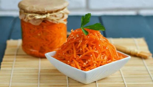 Морковча по-корейски. Рецепт, как приготовить в домашних условиях