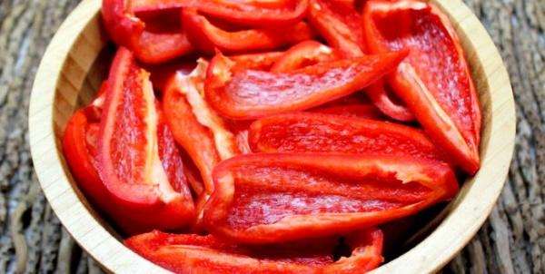 Овощи-гриль в духовке, запеченные на противне. Рецепт с фото