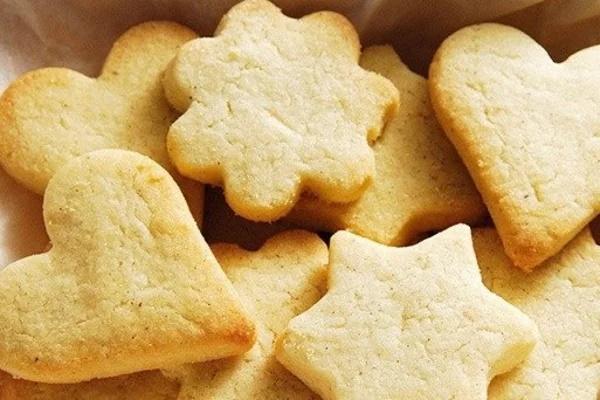 Печенье на кислом молоке в духовке. Рецепт с фото