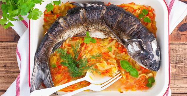 Рыба белый амур. Фото, описание, костлявая или нет, рецепты в духовке, на гриле, мангале