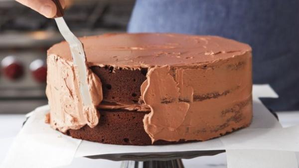 Шоколадный ганаш для начинки торта, капкейков, макарон, конфет. Рецепт