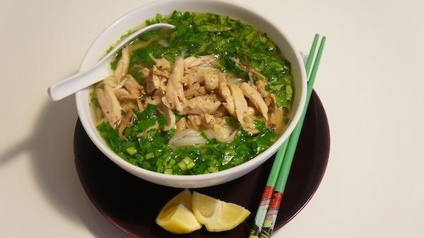 Фо-бо вьетнамский суп. Рецепт, состав, калорийность