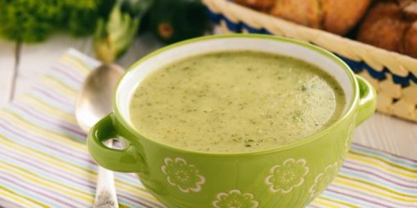 Суп из кабачков. Рецепт с фото быстро и вкусно
