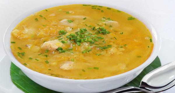 Супы из потрашков куриных. Рецепт с фото