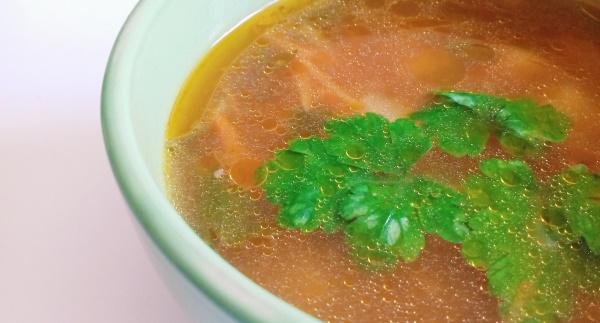 Супы на свином бульоне. Рецепты с фото
