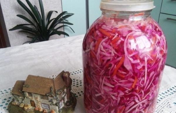 Закваска капусты в кастрюле на зиму. Рецепты в домашних условиях