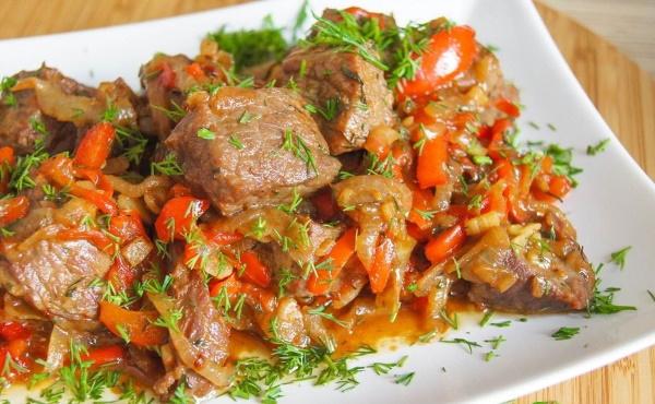 Блюда из лопатки свинины. Рецепты с фото