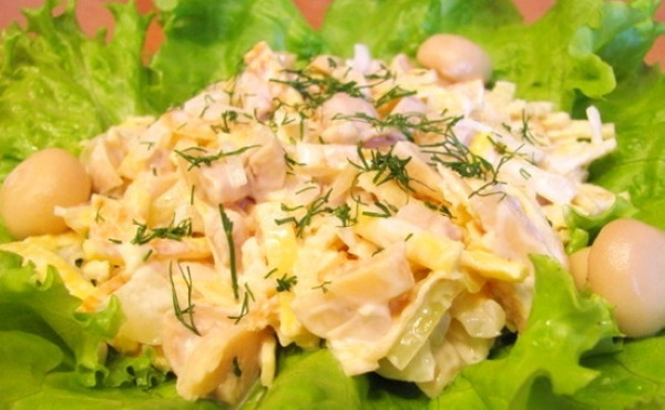 Блюда из шампиньонов свежих. Рецепты с фото