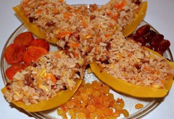 Хапама армянское блюдо. Рецепт с фото