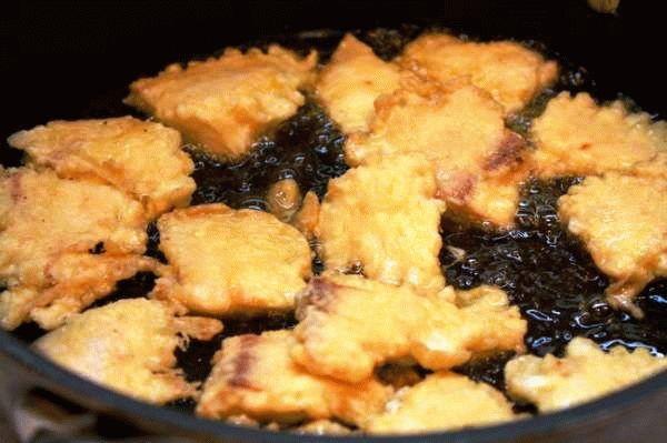 Рыба в кляре. Простые рецепты на сковороде
