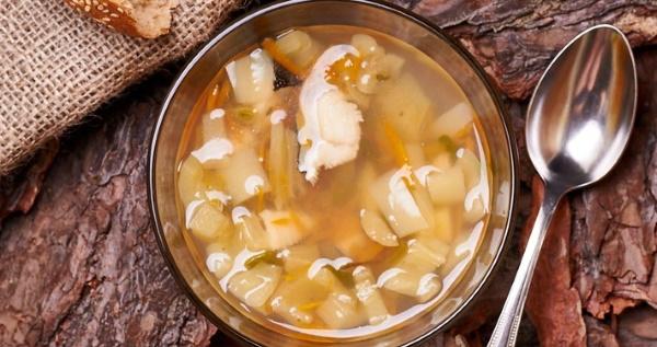 Супы из зубатки. Рецепты с фото